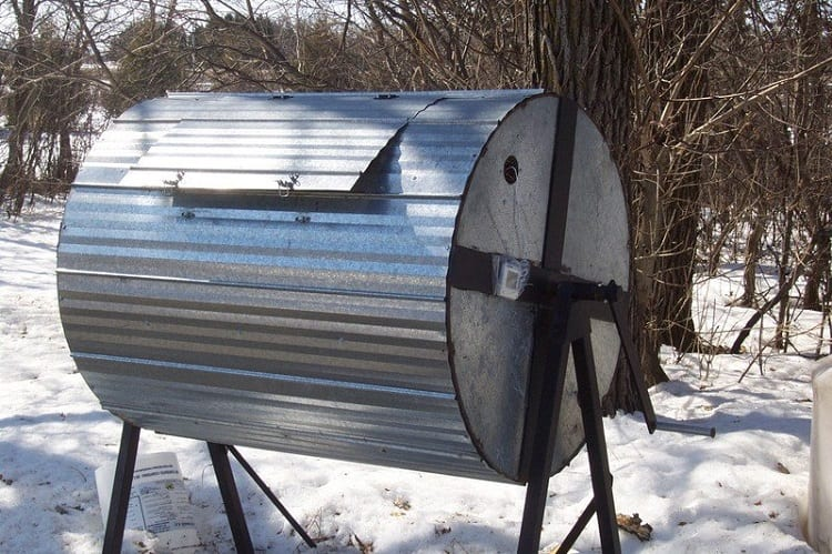 Compost Tumbler By Winter
