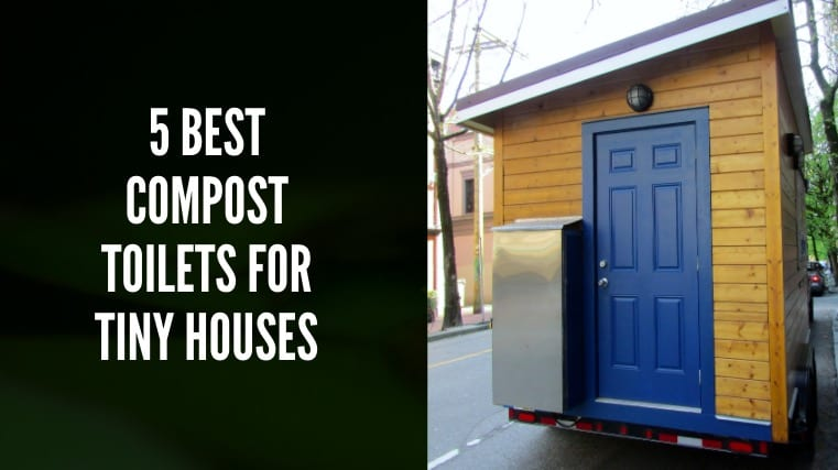 Compost Toilet for Tiny Houses