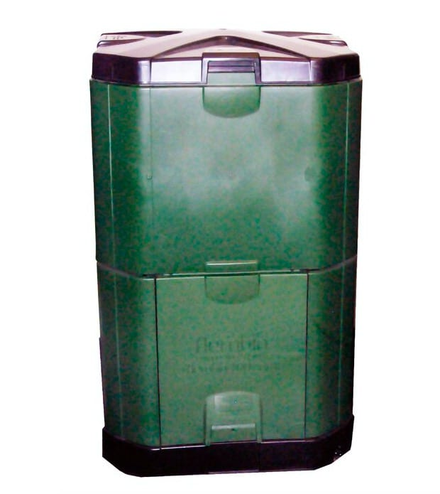 Exaco Trading Co. Insulated Composter and Self Aeration System