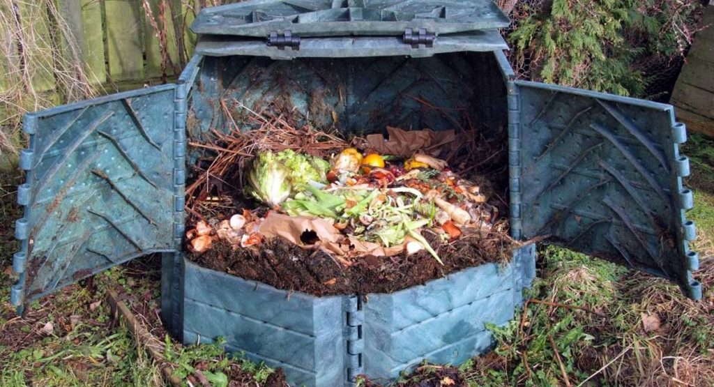 Tired of Rats in Your Compost